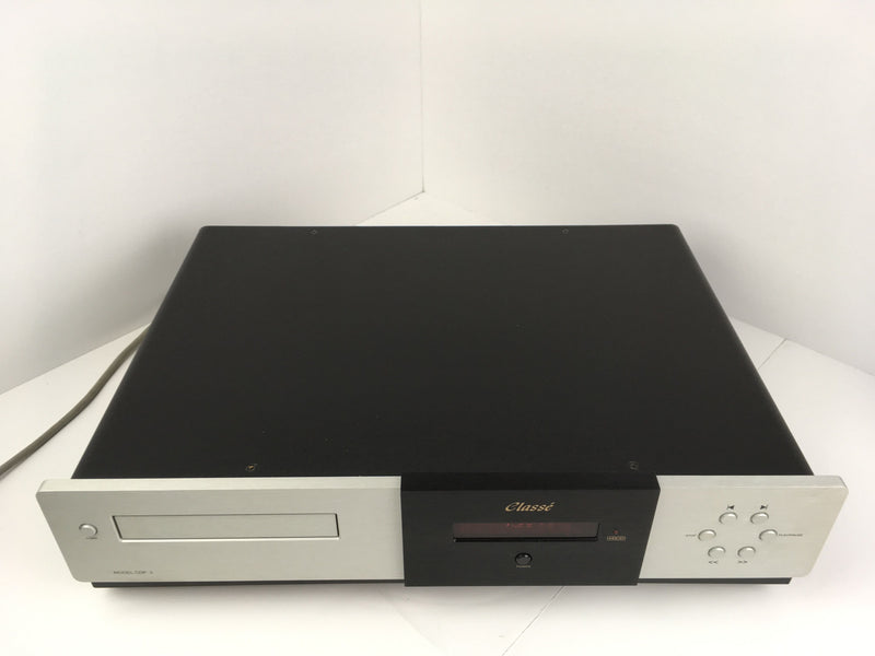 Classe CDP-.3 HDCD CD Player