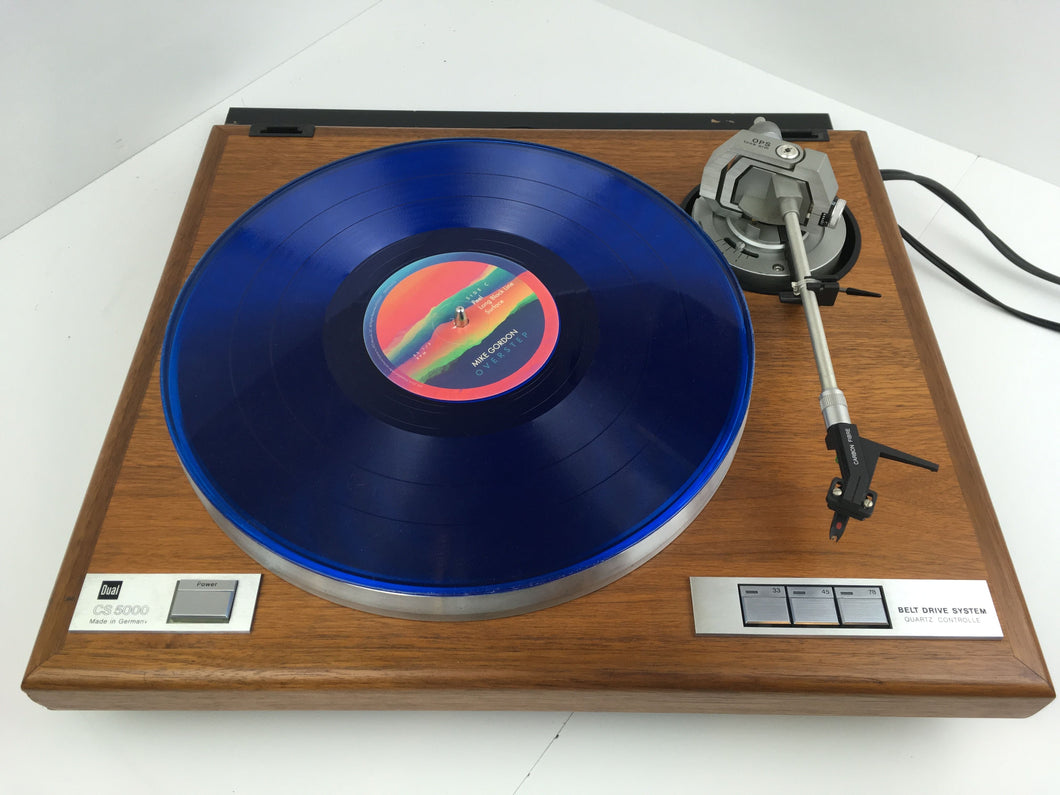 Dual CS-5000 Turntable with Cartridge