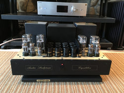 Audio Sculpture Equilibre Tube Amplifier