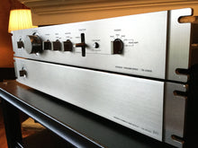 Sony TA-E86B and TA-N86B Preamp/Amplifier Combo
