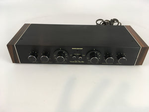 Dahlquist DQ-LP1 Electronic/Passive Equalizer