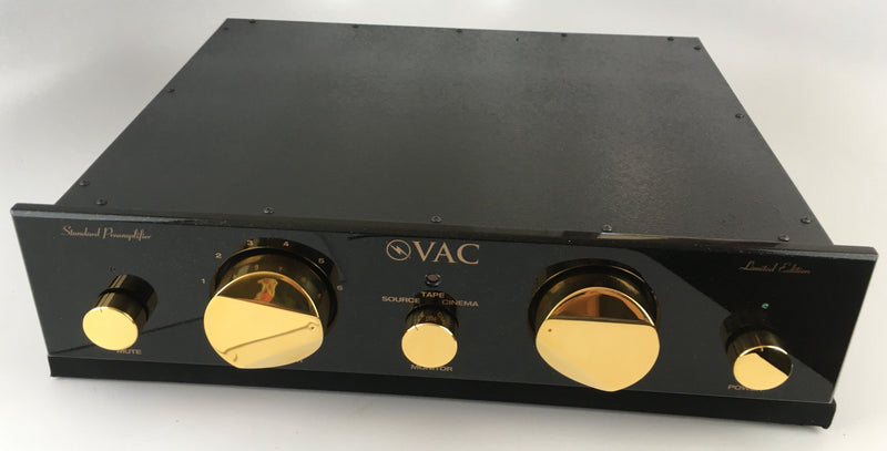 VAC (Valve Amplification Company) Standard LE Limited Edition Tube Preamp