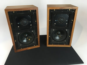 KEF LS3/5A Speakers
