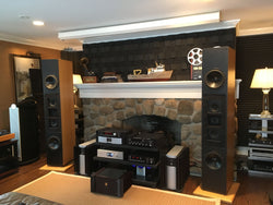 Dunlavy Audio Labs SC-IV Signature Collection Speakers