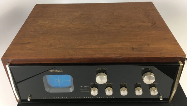 McIntosh MI-3 - Tuner Maximum Performance Indicator