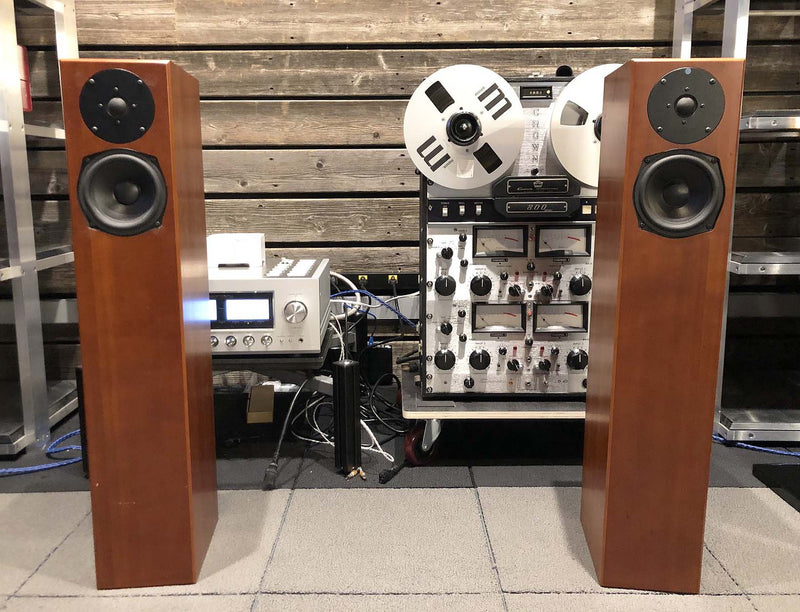 Totem Sttaf Floorstanding Speakers - Big Sound from a Small Box!