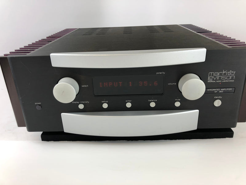 Mark Levinson No 383 Integrated Solid State Stereo Amplifier