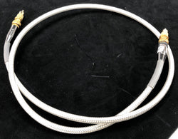 Nordost Valhalla Reference Digital Cable with BNC to RCA Converter - 1M