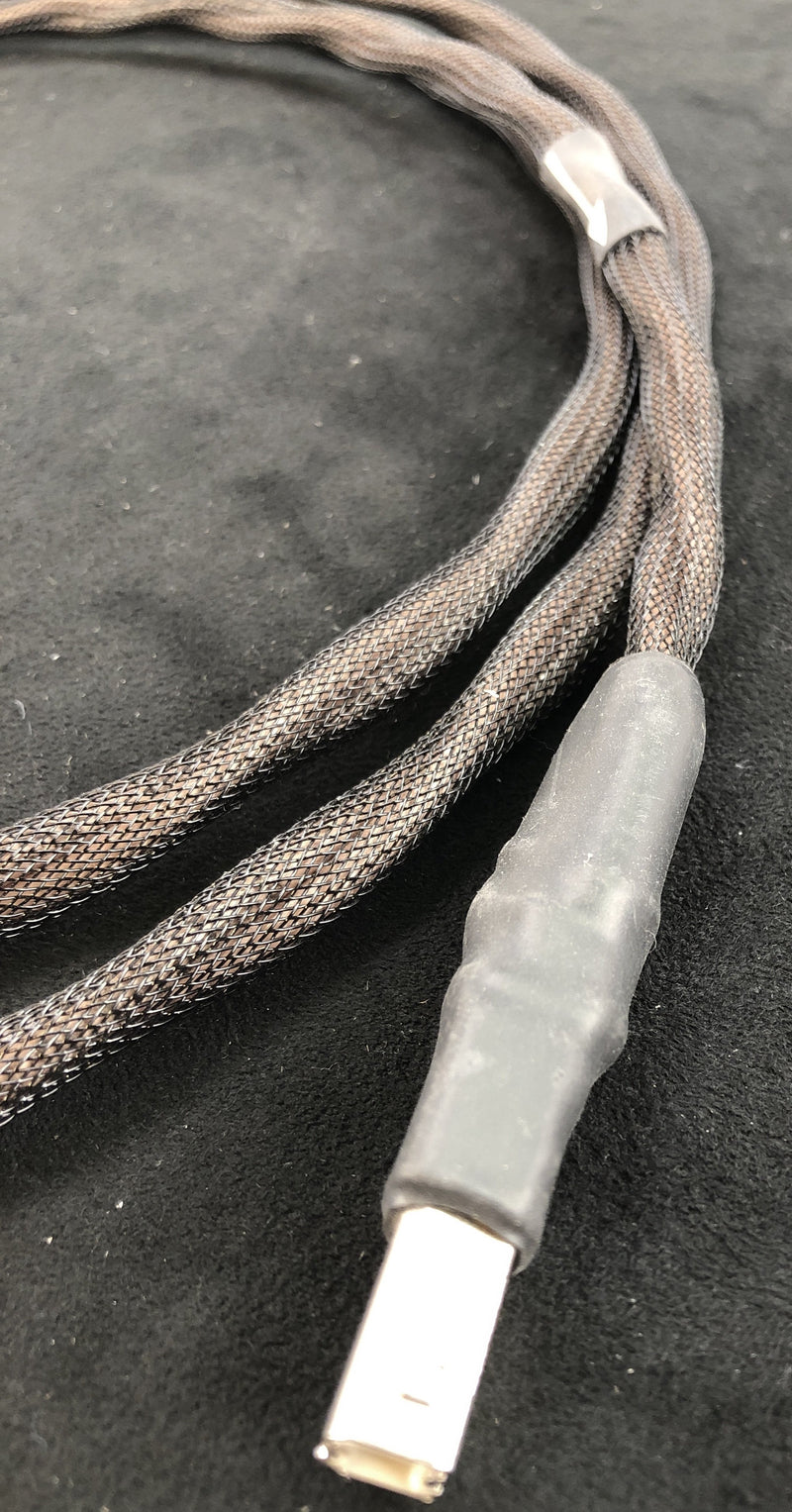 Synergistic Research - Tesla Tricon Digital USB Cable - 2M