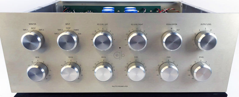 Cello Palette Preamp - A True Masterpiece