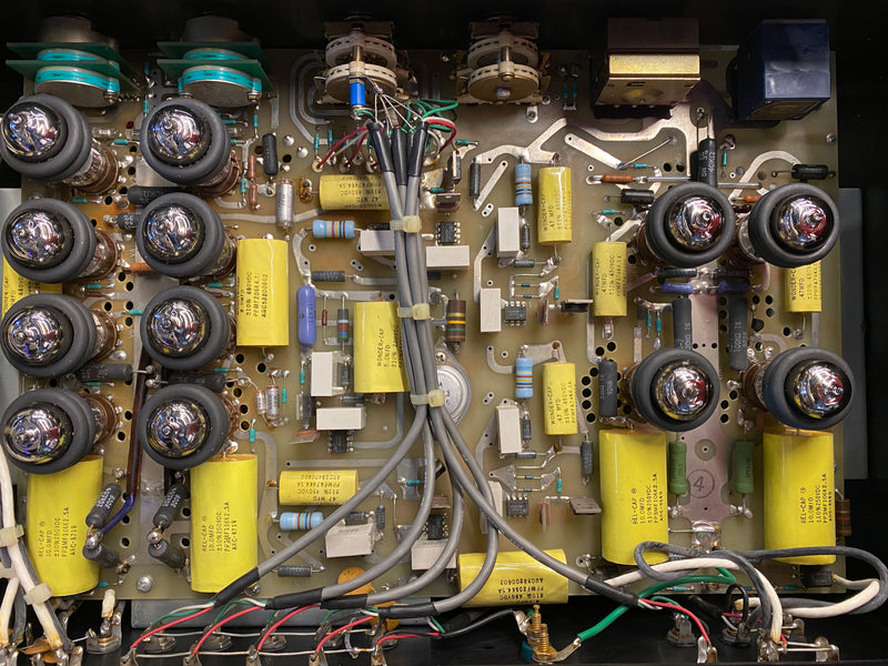 Audio Research SP-10 - Two Chassis Tube Preamplifier