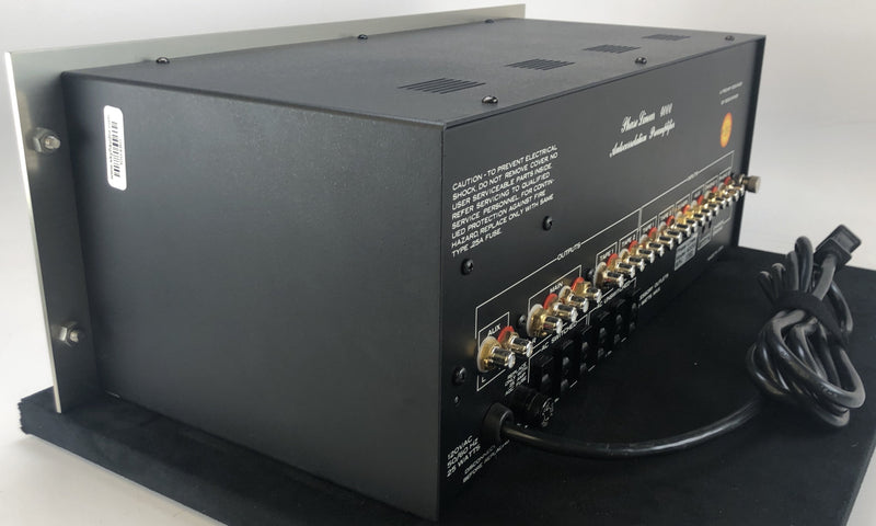 Phase Linear 4000 Series Autocorrelation Preamplifier - Restored