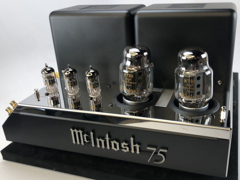 McIntosh MC75 Modern Tube Monoblock Amplifiers - Limited 2015 Reissue