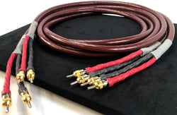 Cardas Golden Cross Speaker Cables - 10'