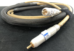 MIT (Music Interface Technologies) MI-330 RCA Cable - 5'