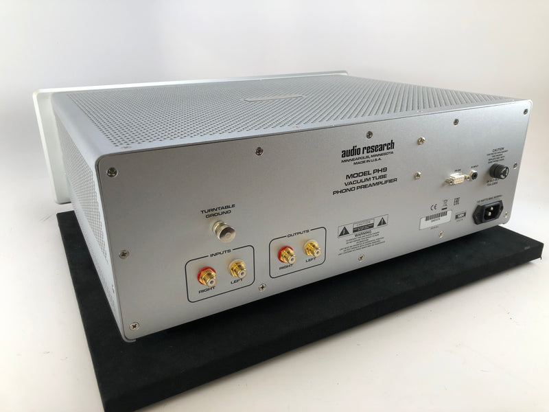 Audio Research PH9 Phono Stage / Preamplifier - Like New and Complete