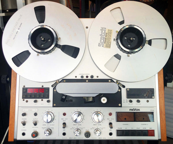 ReVox PR99 MK1 Reel to Reel - 2 Track - Collector's Favorite