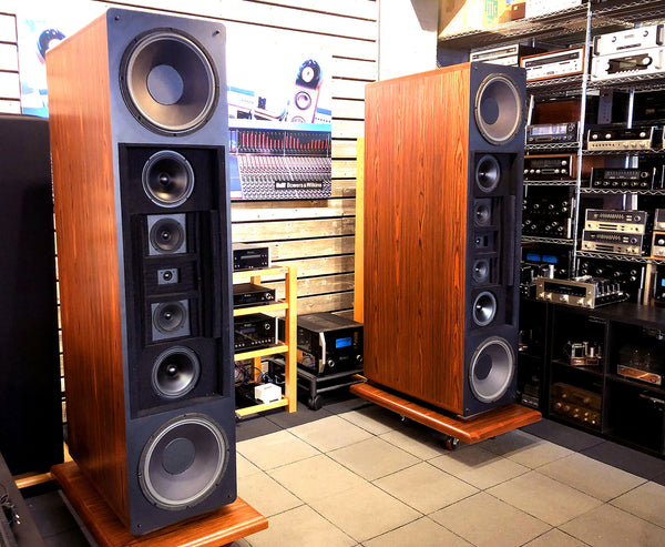 Dunlavy Audio SC VI Speakers - Monstrous Sound at 91db Efficiency!