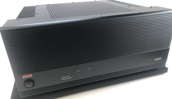 Adcom GFA-5500 Amplifier with 200 Watts Per Channel