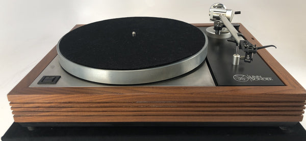 Linn LP12 Transcription Turntable with Ittok LVII Arm and NEW Sumiko Starling Cartridge