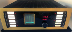 The Sequerra Model 1 FM Tuner - SUPER RARE Gold Finish