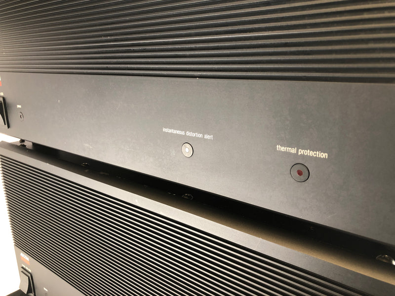 Adcom GFA-565 Monoblock Amplifiers - Serviced and Ready to Rock!