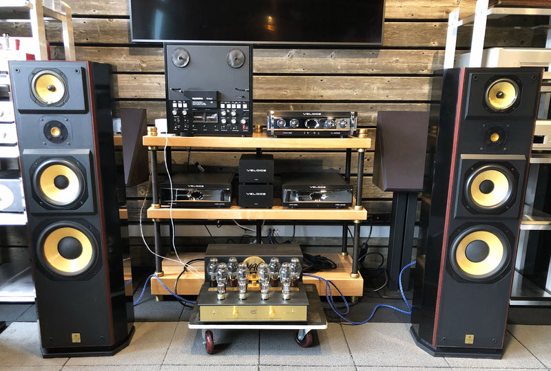 Rare AudioVector F3/LYD Tower Speakers with Focal Drivers