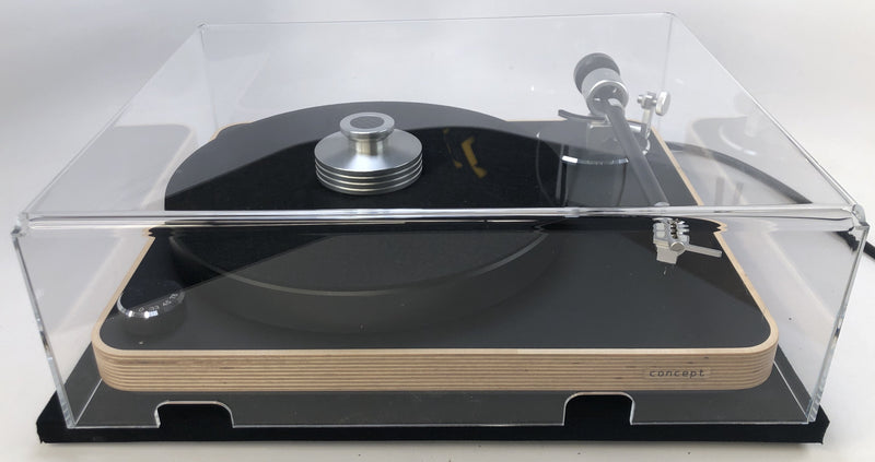 Clearaudio Concept Wood Turntable with Extras