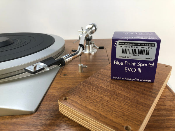 Custom Vintage Technics SP-25 Turntable with New Sumiko Cartridge
