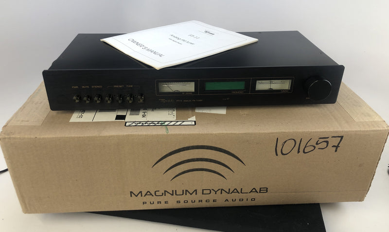Magnum Dynalab FT-11 Tuner in Box