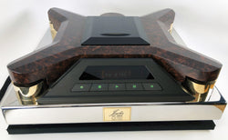 Jadis JD1 Drive CD Transport In Rare Rosewood - Like New in Box