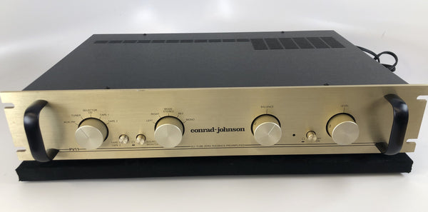 Conrad-Johnson PV11L All Tube Line Stage Preamplifier