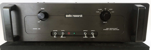 Audio Research LS2B MKII - Tube / Solid State Hybrid Line Stage Preamplifier
