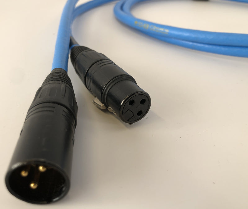 Siltech Cables - SQ-80B G3 XLR Interconnects with Original Box - 5'