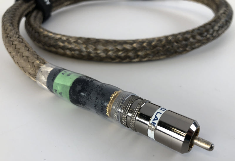 Apparition 3A Reference Series Digital Cable - RCA Termination - 1M
