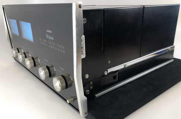McIntosh MC2105 Solid State Vintage Amplifier - RESTORED and UPGRADED