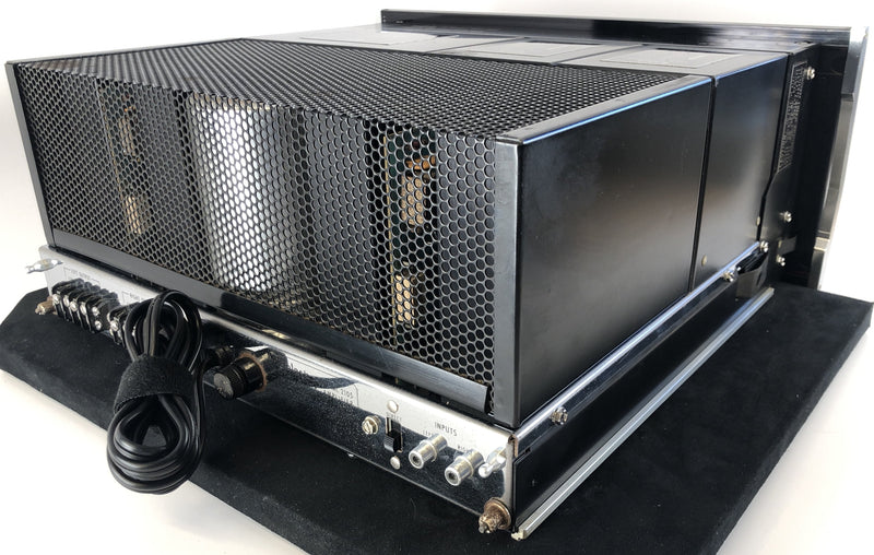 McIntosh MC2105 Solid State Vintage Amplifier - RESTORED, UPGRADED, and PERFECT