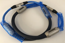Siltech Cables - Compass Lake XLR Audio Cable with SATT Upgrade - 1M