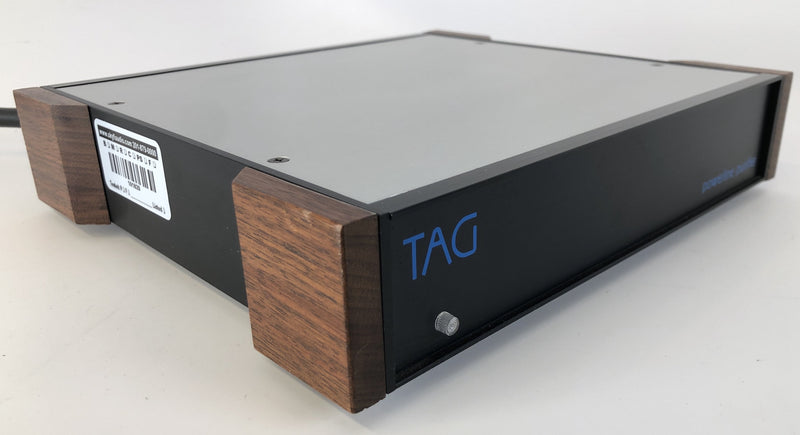 TAG (Technik Avant Garde) Audio Powerline Purifier - Black Chassis