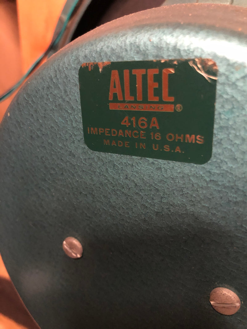 Altec Lansing Magnificent A7-500W-1 Speaker System - VOICE OF THE THEATER