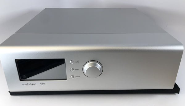 Soulution Audio 560 D/A Converter - DSD Capable - Very Advanced and Great Reviews - $35K MSRP