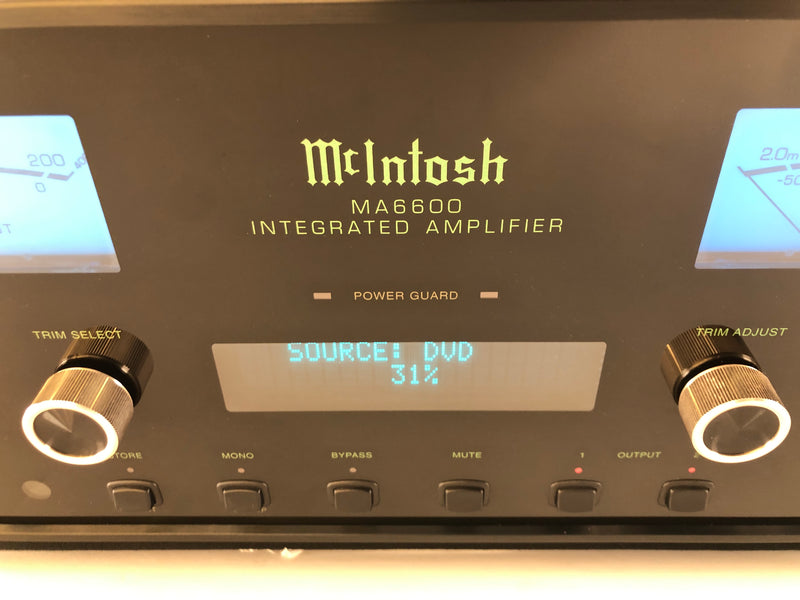 McIntosh MA6600 Integrated Amplifier 200W! Upgradable + Complete Set