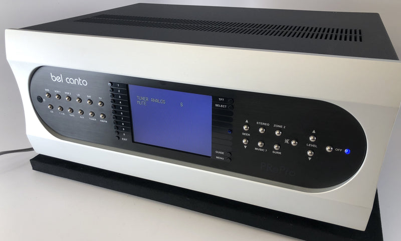 Bel Canto PRePro Home Theater and Music Processor