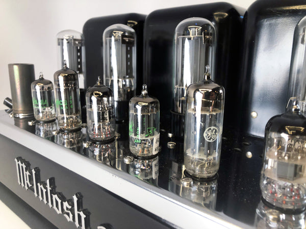 McIntosh MC240 Tube Amplifier - Vintage Beauty - FULL Restoration