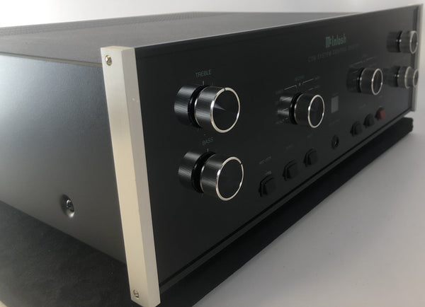 McIntosh C38 Solid State Preamp - Full Featured Including Phono Stage - With Remote