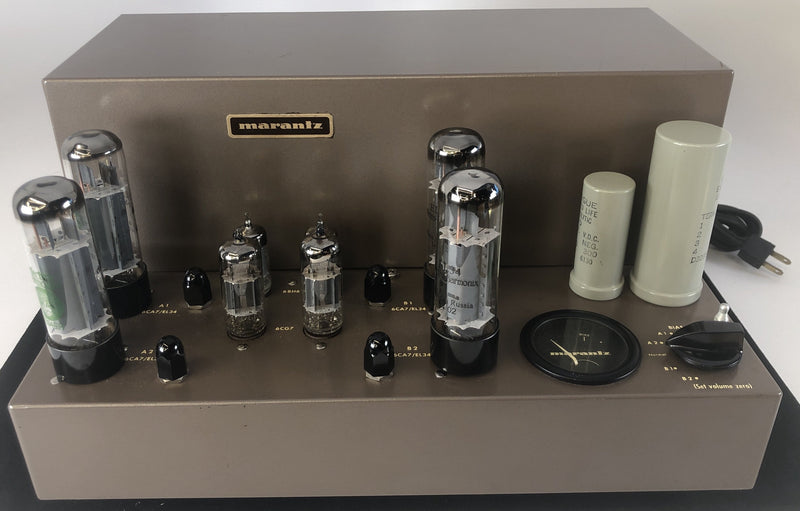 Marantz Model 8B Tube Amplifier - A True Classic - FULL RESTORATION