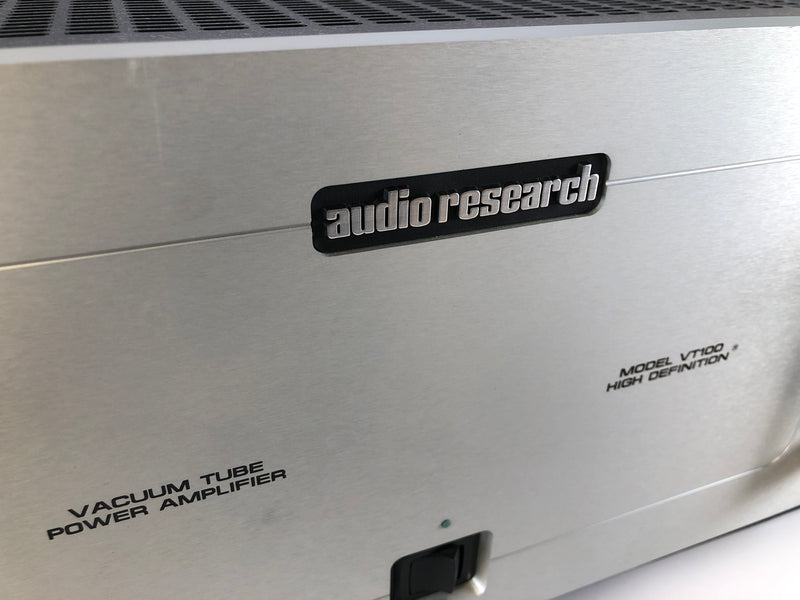 Audio Research VT100 MKIII Tube Amplifier - Soon to be a Classic!