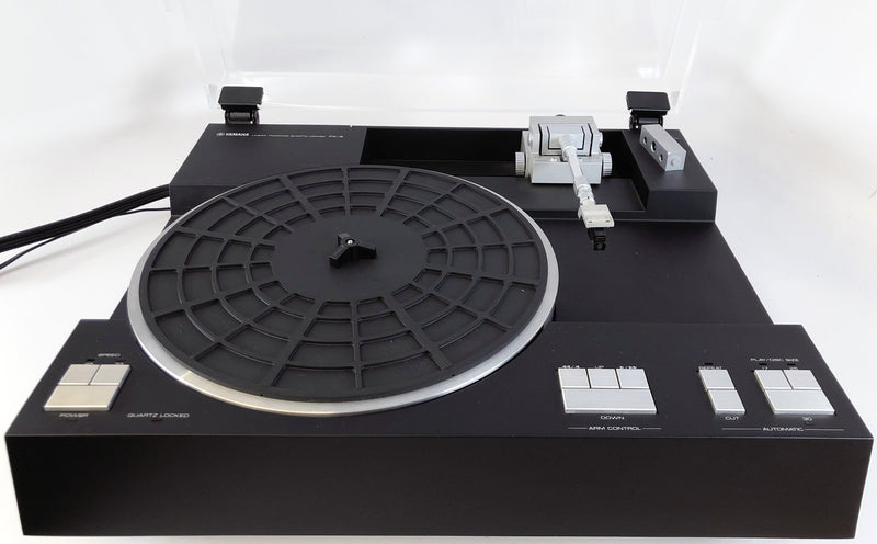 Yamaha PX-2 Flagship Tangential Turntable - Like New Condition