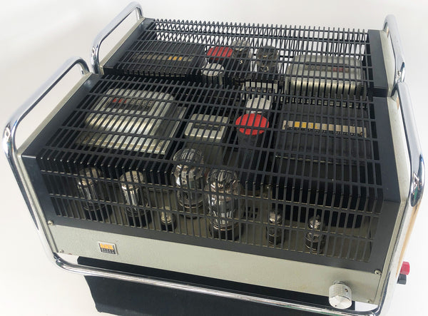 Luxman MB8A Mono Tube Amplifiers with KT88 Tubes - Rare and Collectible