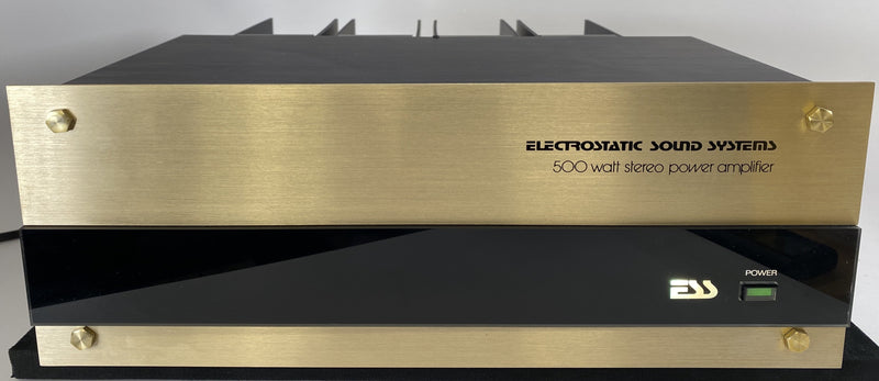 ESS (Electrostatic Sound Systems) AMP 500N Amplifier - Rare and Vintage